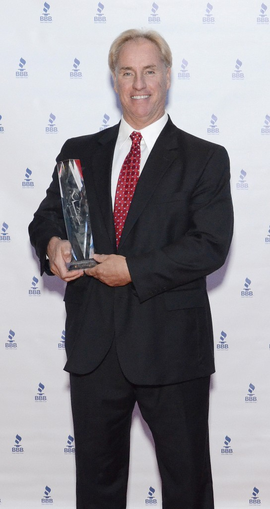 2011 BBB Torch Awards Trophy