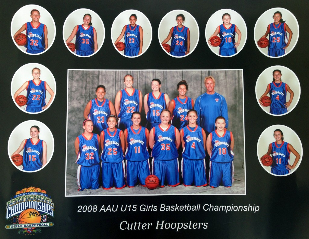 Cutter Hoopsters